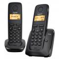 SIEMENS A120 DECT DUO set GIGASET bezdrátový telefon