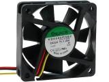 Ventilátor KD0506PHB2.F 5V= 60x60x15mm